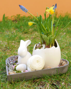 Blumendeko Frühling & Ostern